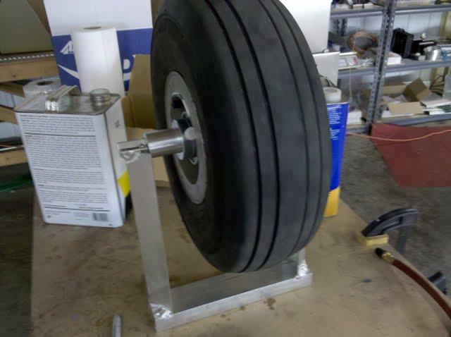 Balancing Tires/Wheels - Homemade
