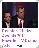 People's Choice Awards 2010 Video Highlights