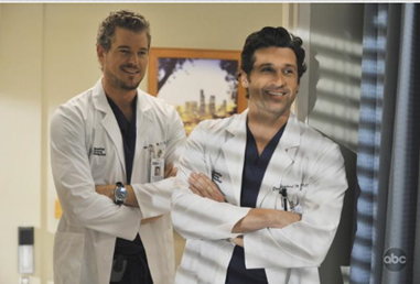 Mc Steamy and Mc Dreamy