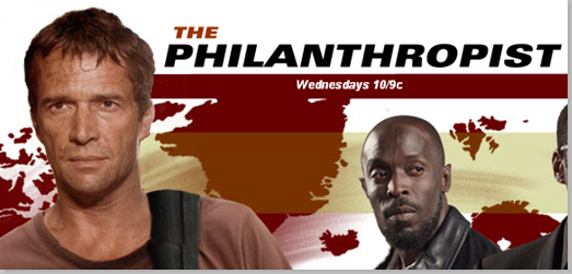 The Philanthropist - NBC Site