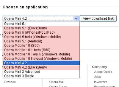 download opera mini beta for windows 10
