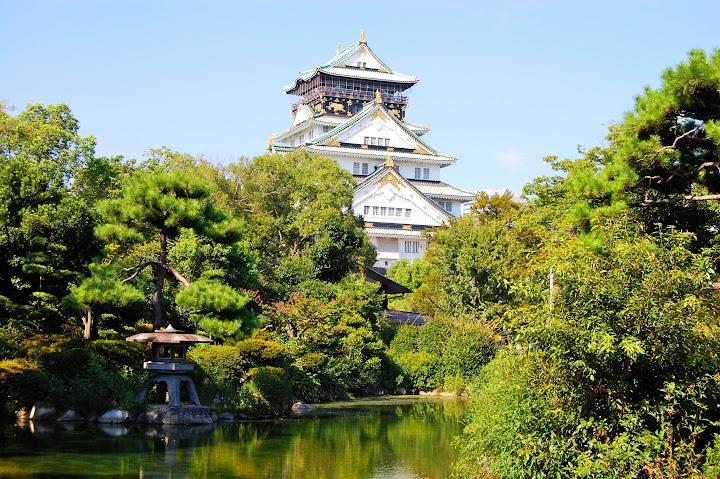 大阪城天守阁