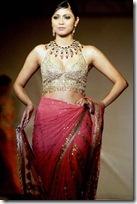 Ritukumar-pink-saree