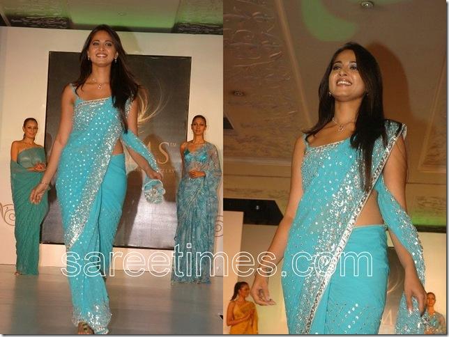 Anushka-Blue-Designer-Saree