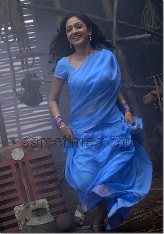 Sheela-Blue-HalfSari