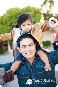 Rey and Lalane Family 078L