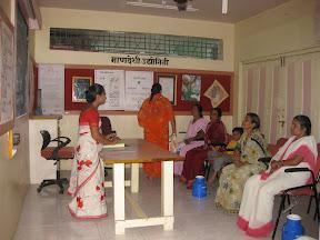 Mann Deshi School Classroom, India