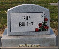 RIP Bill 117