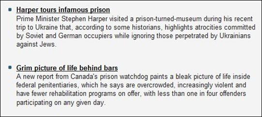 Prisons - Harper