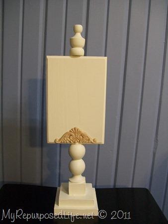 pedestal photo display