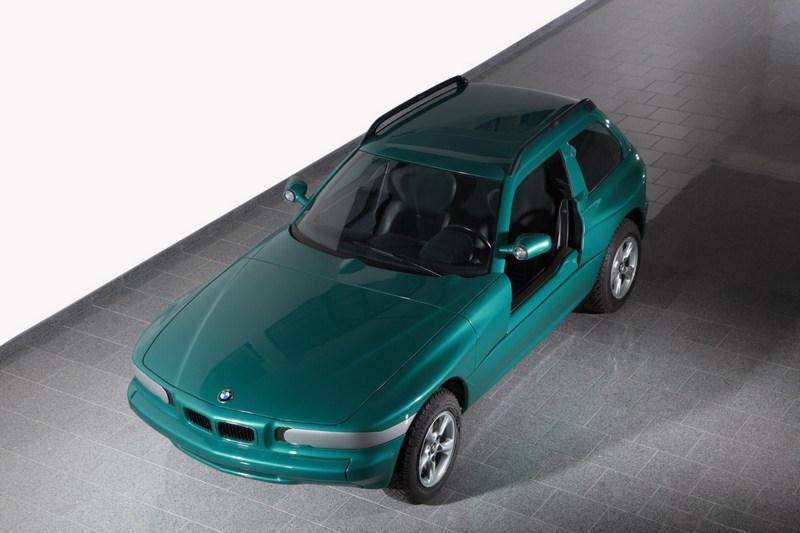 Bmw Z1 Coupe Concept 1