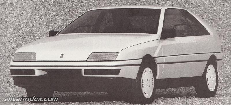 Risultati immagini per Fiat Coupé Brio concept