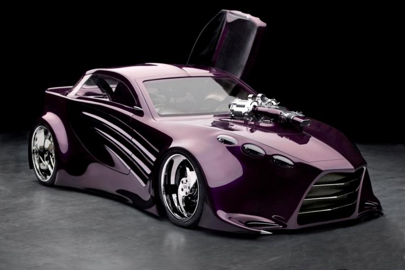 Galpin Auto Sports (GAS) - Scythe