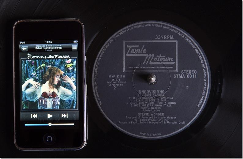 form factor LP vs iPod crop