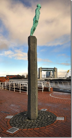 voyage sculpture hull
