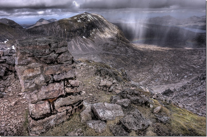 beinn eighe trig point original