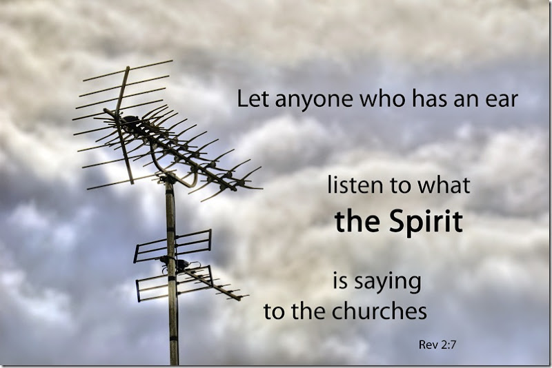 listen to the spirit