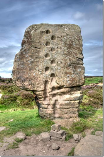 the cork stone on stanton moor copy
