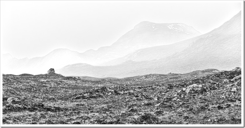 lochan fada wilderness whiteout