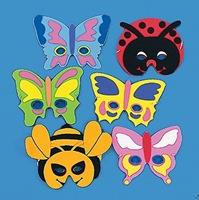 máscaras hecha con Goma eva (17)