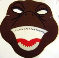 máscaras hecha con Goma eva (15)
