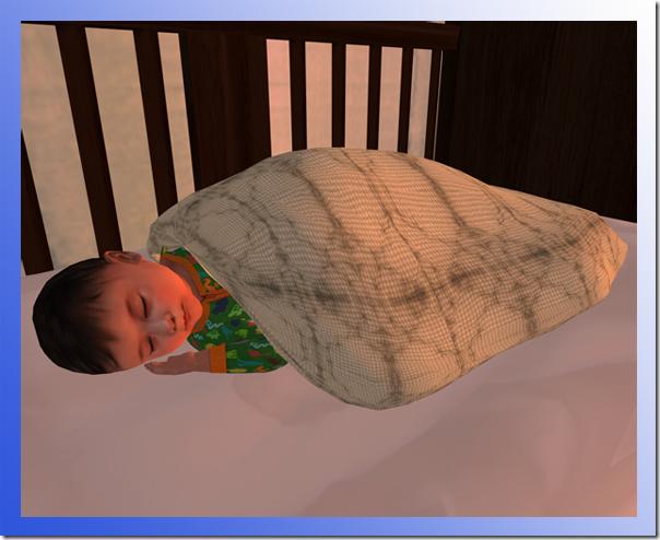 Sleeping Baby 01