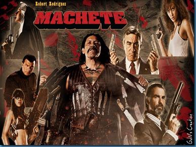 Locandina Machete