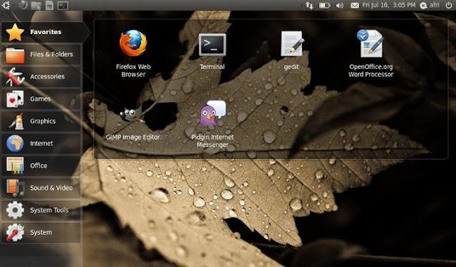 Ubuntu Lucid Netbook