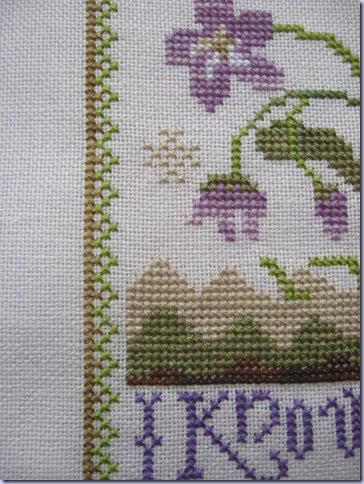 Spring Violets 005