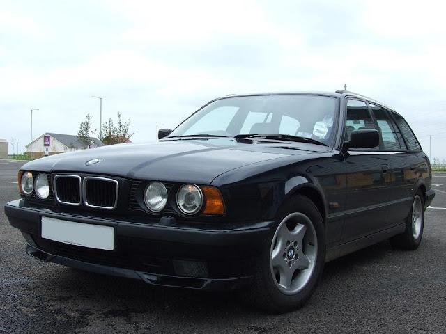 BMW 5 Touring 518g