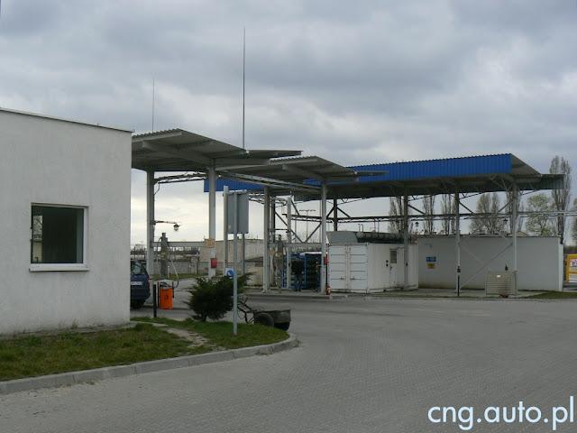 Zamknięcie stacji CNG w Inowrocławiu to groźny precedens