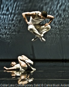 Cedar Lake Contemporary Ballet, Photography by