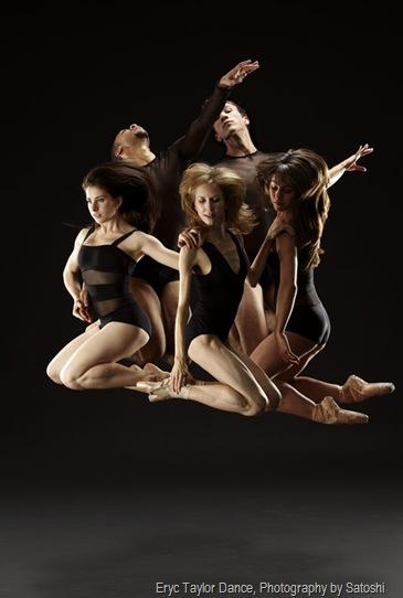 Eryc Taylor Dance, Photography by Satoshi