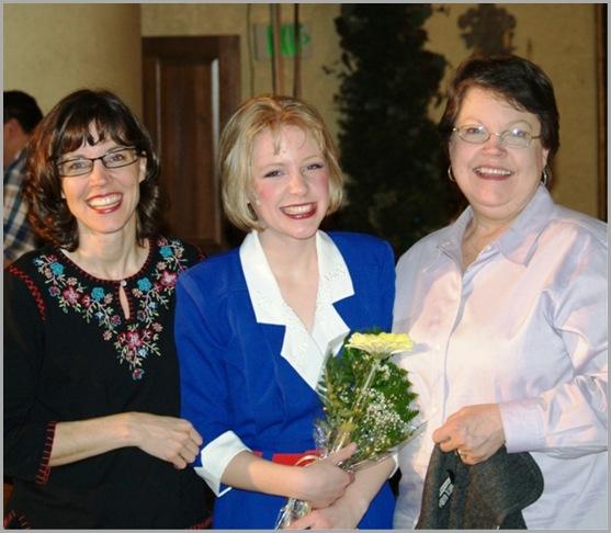 #15 Eliza, Mom and Grandma