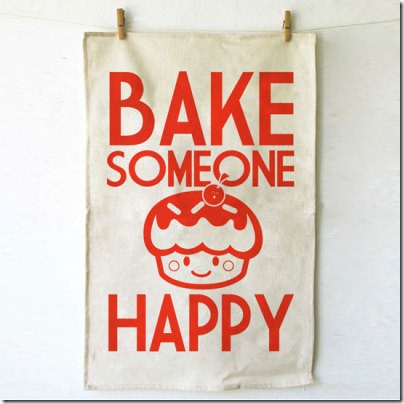 bake someone