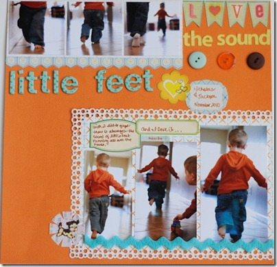 Candy Shoppe Little Feet