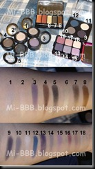 sombras Michelle