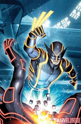 TRON - Wolverine