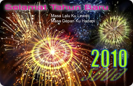 Selamat Tahun Baru 2010