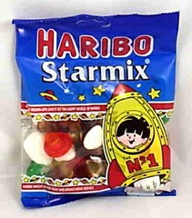 Haribo - The product of a deranged mind?
