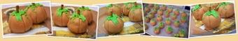 View Pumpkin Cake Truffles