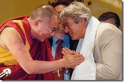 HHDL and Gere