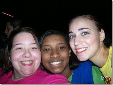 Katie, Melodie, Carrie