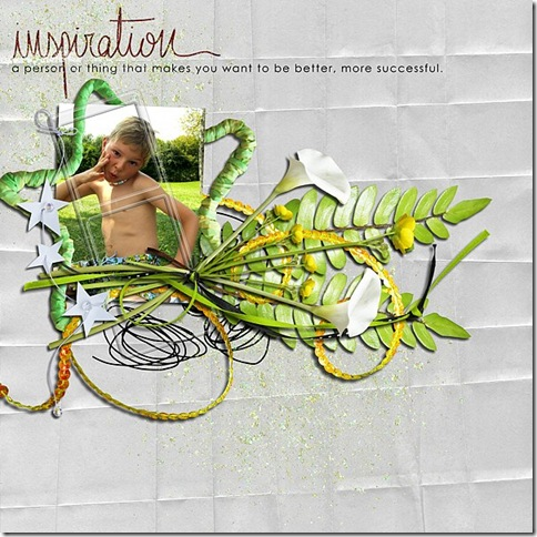 Inspiration - MDesigns