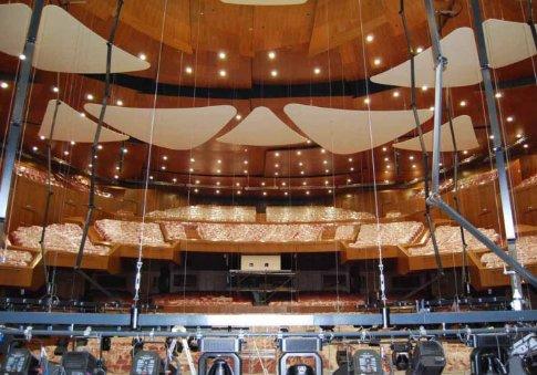 Concert hall in Astana