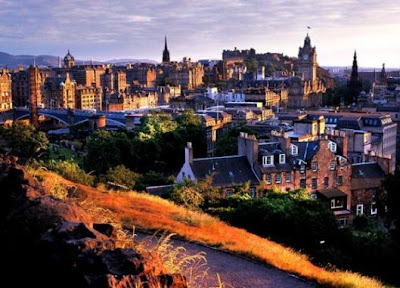 Capital of Scotland