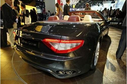 Cabriolet Maserati