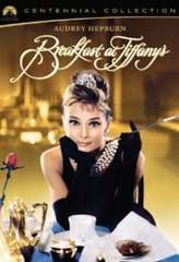 AudreyHepburn Breakfast at Tiffany's