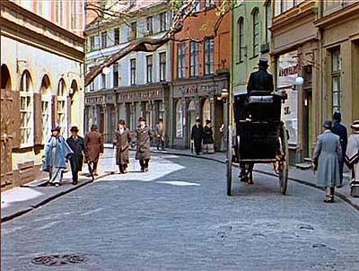 Кадр из фильма Шерлок Холм и доктор Ватсон