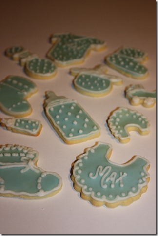 kaker til barnedåp
